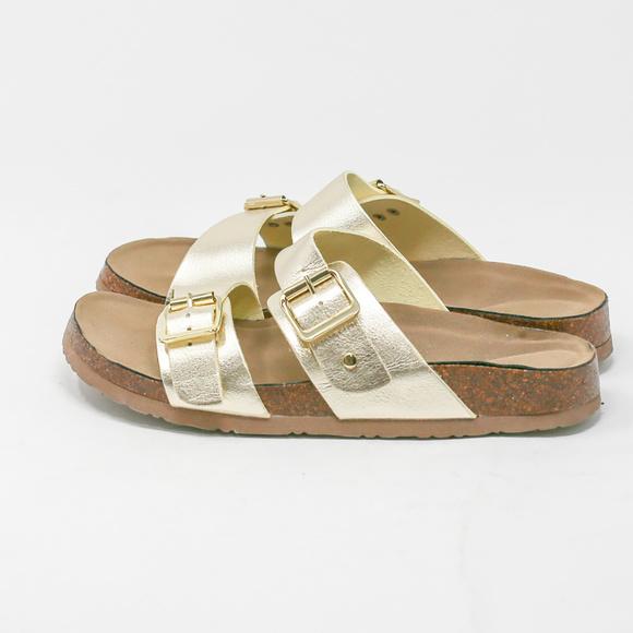 2802299cff27 Madden Girl Shoes - Madden Girl Women s Brando Slide-On Sandal